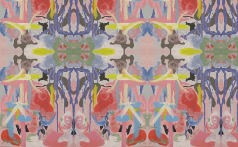 Satsuki_Rain fabric by kerrysteele on Spoonflower - custom fabric