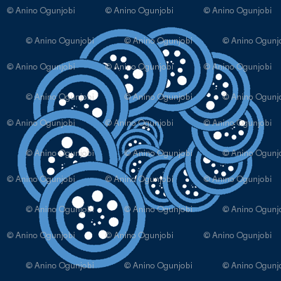 spiral_geo-navy, blue, white