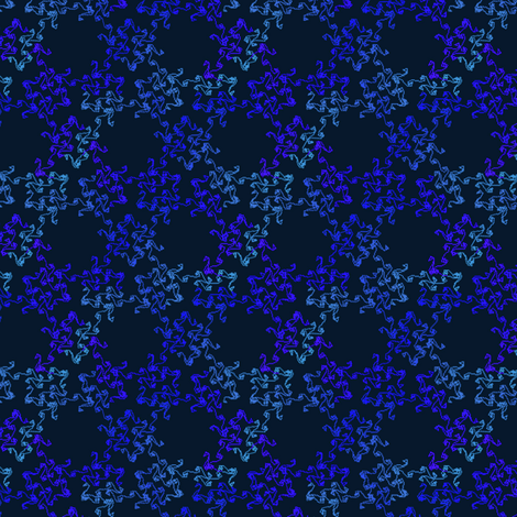 midnight swirls from scratch fabric by weavingmajor on Spoonflower - custom fabric