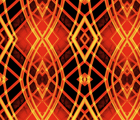 Incandescent fabric by kstarbuck on Spoonflower - custom fabric