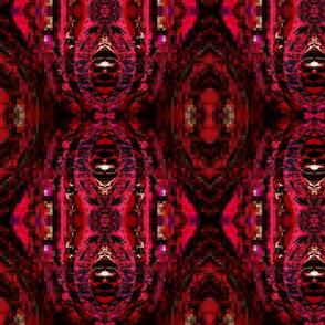 In The Abstract with pixilation - Vreeland