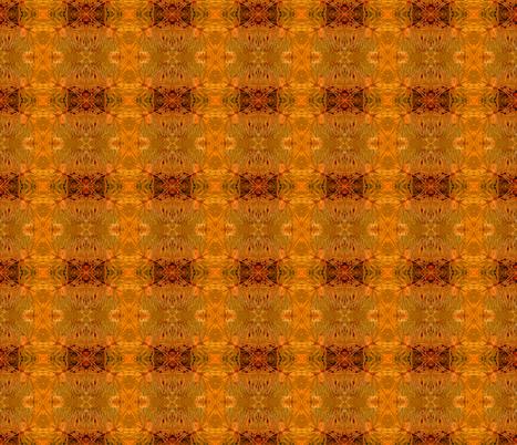 Pine Cut Pt - Earth fabric by tequila_diamonds on Spoonflower - custom fabric