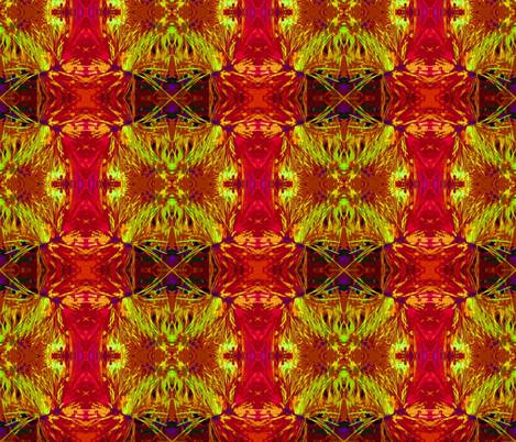 Pine Cut - Tribal fabric by tequila_diamonds on Spoonflower - custom fabric