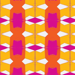 roofline trendy tangerine