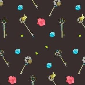 Keys n Roses