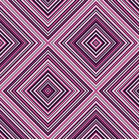 stripe diamonds fabric by anino on Spoonflower - custom fabric