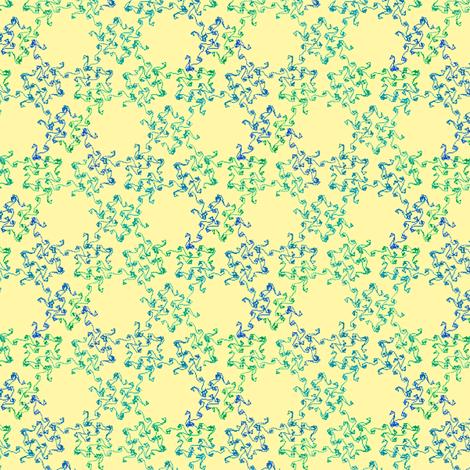 swirls from scratch - ivy fabric by weavingmajor on Spoonflower - custom fabric