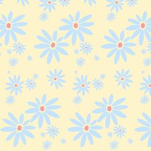 Pastel Daisy Mix