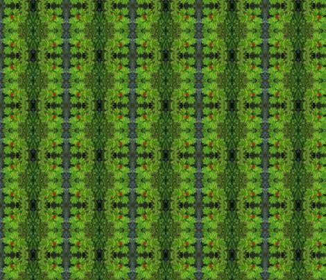 Alaskan Devils_Club_ fabric by mindy_meyers@hotmail_com on Spoonflower - custom fabric