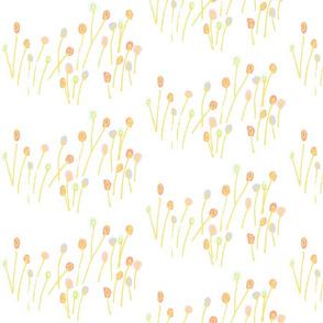 Pastel Buds Colourway 2