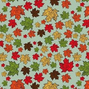 fall_maple_leaf_pattern_2