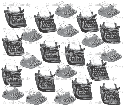 typewriter_fabric