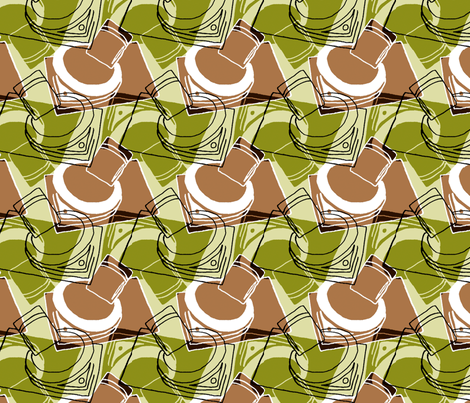 oxester-rg fabric by funmimathewsdesigns on Spoonflower - custom fabric