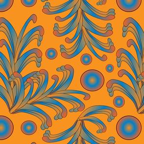psychedelic Art Nouveau 6