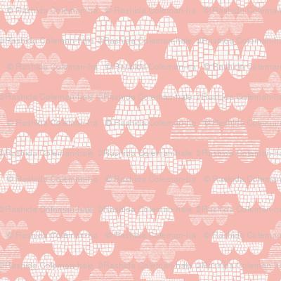 Big Clouds - Pink