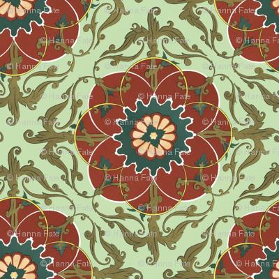 tadjik decoration