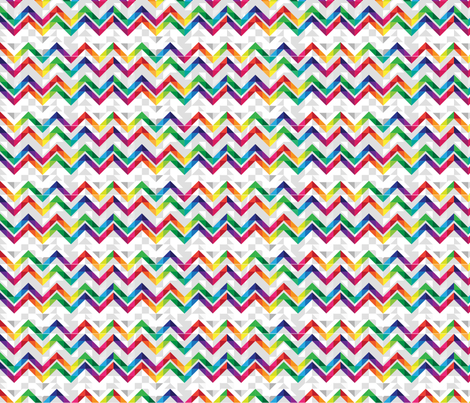 chevron_cheater fabric by mainsail_studio on Spoonflower - custom fabric