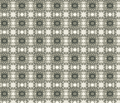 Mystic Mantra fabric by cutelilbutterfly on Spoonflower - custom fabric