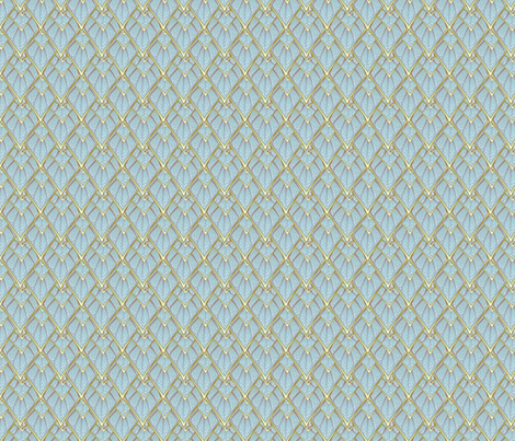 gauntlet scales 01 fabric by glimmericks on Spoonflower - custom fabric