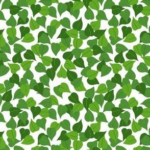 Teenie Tiny Leaf