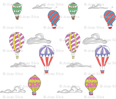 air ballon travel