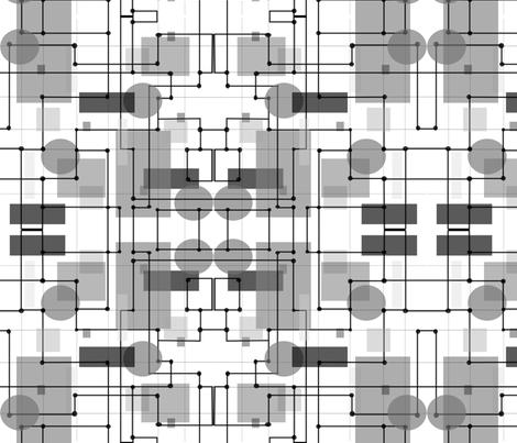 map fabric by retroretro on Spoonflower - custom fabric