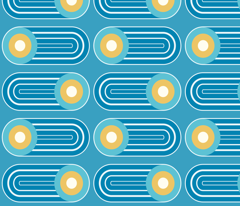 Groovy Baby! 7 fabric by kittenstitches on Spoonflower - custom fabric