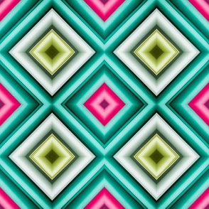 Turquoise and Pink Paper