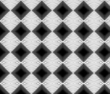 Shadows on the Bridge fabric by galleryhakon on Spoonflower - custom fabric