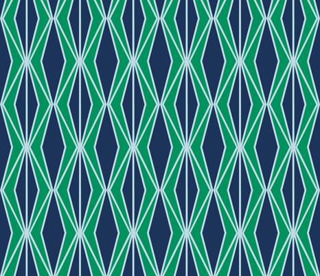 DIAMONDS Lake fabric by horn&ivory on Spoonflower - custom fabric