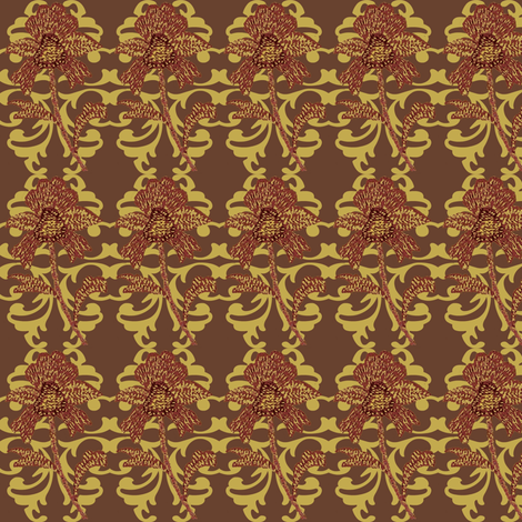 indian spice 6 fabric by paragonstudios on Spoonflower - custom fabric