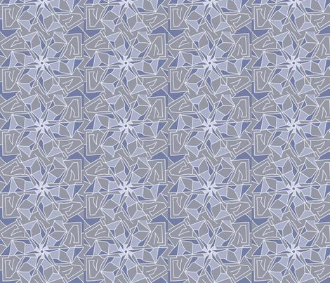broken_glass_designer Lydia Falletti  fabric by artsylady on Spoonflower - custom fabric