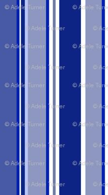 Underwater Love (Royal Blue stripe)
