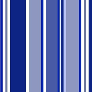 Underwater Love (Royal Blue stripe)