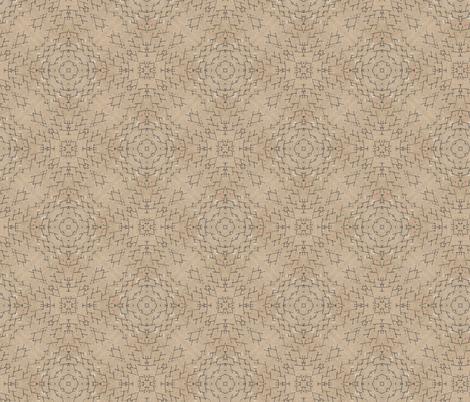 Burlap Tread fabric by feebeedee on Spoonflower - custom fabric