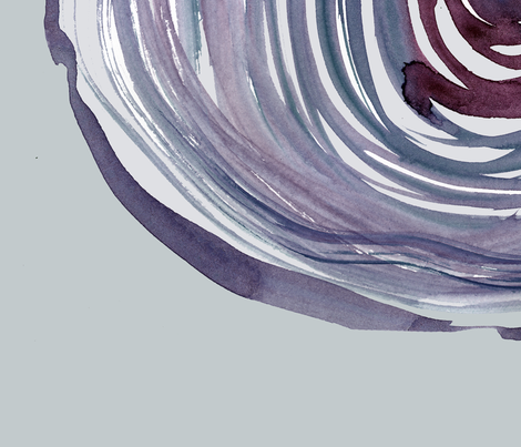 cestlaviv_rings36x36 fabric by cest_la_viv on Spoonflower - custom fabric