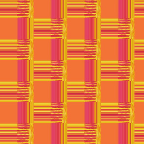 Circus Colors with repeat edge pixels