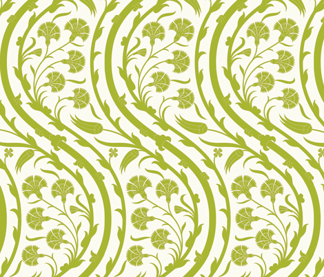 Serpentine 763 fabric by muhlenkott on Spoonflower - custom fabric