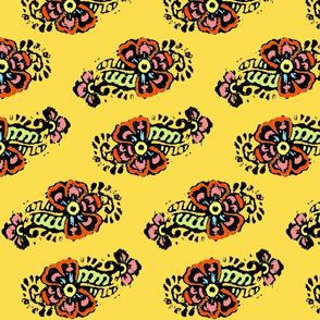 Indian Floral 3