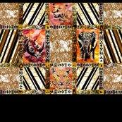 Rafrican_wild_animal_quilt__2_part__bottom_half_shop_thumb