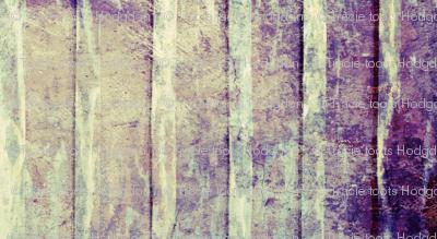distressed stripe - Lavender