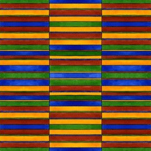 Quadrichrome Stripes