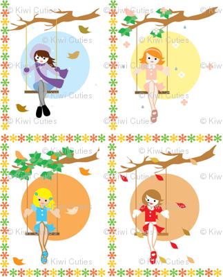 four-season-girls