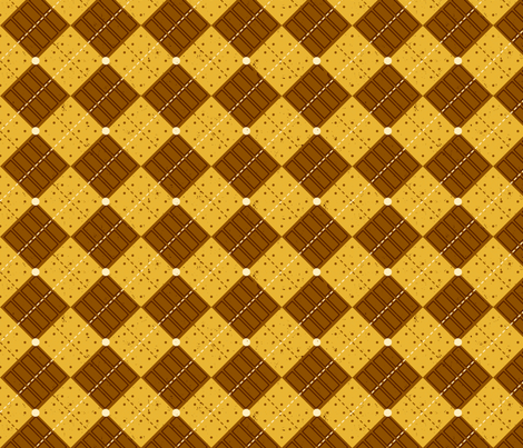 Smorgyle fabric by jenimp on Spoonflower - custom fabric