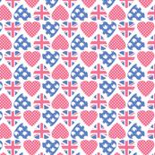 British Tea Hearts and Teapots