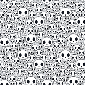 Skulls And Skulls