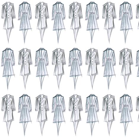 Great Coat fabric by de-ann_black on Spoonflower - custom fabric