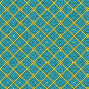 golden azura Squares-ch