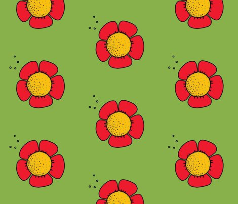 Rbid_red_flower_ongreen_shop_preview