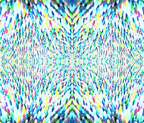 PASTEL CRAYONS fabric by bluevelvet on Spoonflower - custom fabric